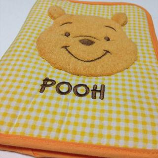 ディズニー(Disney)のPOOH*母子手帳ケース(その他)
