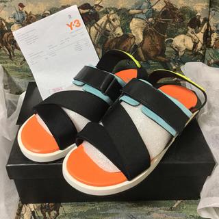 ワイスリー(Y-3)の【Y-3】QASA sandal カーササンダル 完売名作 27.5(サンダル)