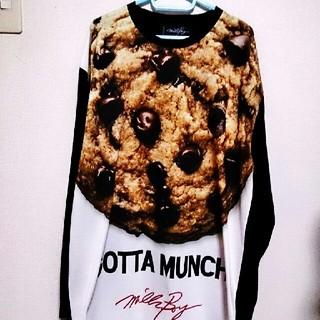 ミルクボーイ(MILKBOY)のMILKBOY ChocoChip BIG T(Tシャツ/カットソー(七分/長袖))