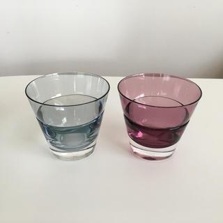 スガハラ(Sghr)のStrawberryflower様専用【新品未使用】スガハラ ロックグラス(グラス/カップ)