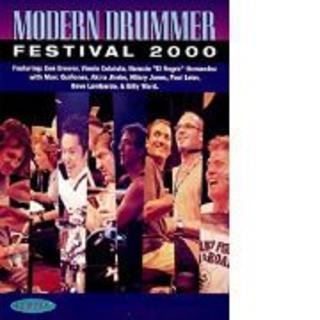 DVD: Modern Drummer Festival 2000 (その他)
