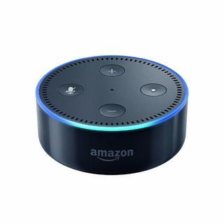 Amazon Echo Dot 黒 第二世代 新品未使用未開封(スピーカー)