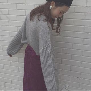 カスタネ(Kastane)の⚠️専用です⚠️kastane コーデュロイスカート(ひざ丈スカート)
