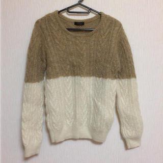 カルトナージュ(Cartonnage)のCartonnage セーター(ニット/セーター)