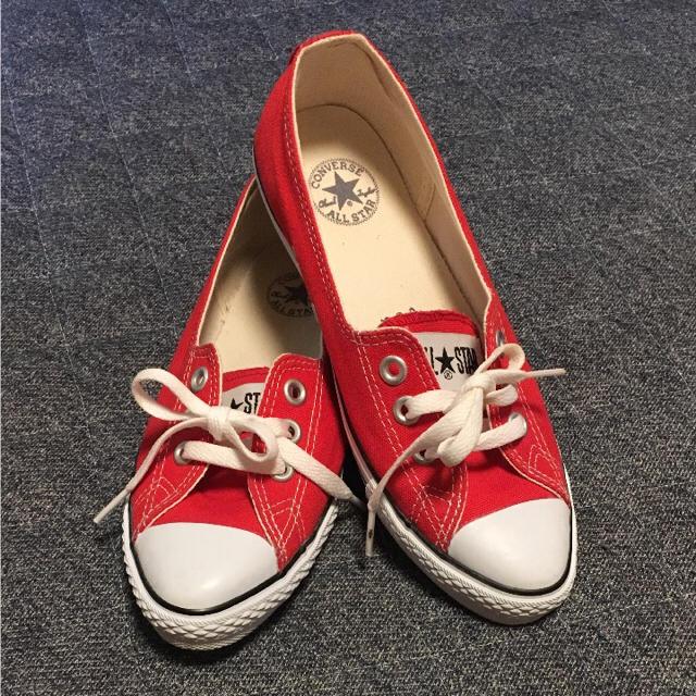 ad601138d7f292 CONVERSE(コンバース)のコンバース パンプス ローカット 23センチ レディースの靴/シューズ(