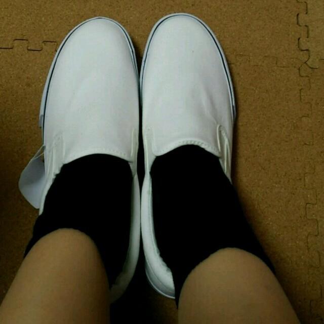 白の24 レディースの靴/シューズ(スニーカー)の商品写真