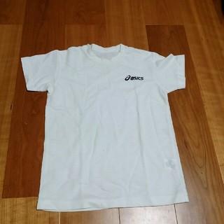 アシックス(asics)のasics Tシャツ 白 練習着 140(バレーボール)