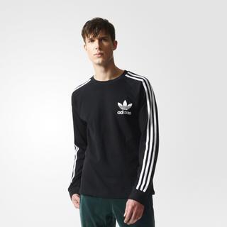 アディダス(adidas)のアディダスオリジナルス ロンT Tシャツ 新品未使用品 国内正規品(Tシャツ/カットソー(七分/長袖))