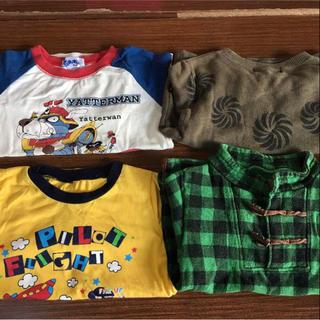 オシャレホンポ(御洒落本舗)の男の子100センチセット①(Tシャツ/カットソー)