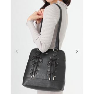 イートミー(EATME)のeatme lace up 2way bag(リュック/バックパック)