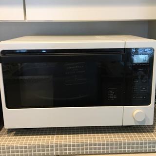 ムジルシリョウヒン(MUJI (無印良品))の無印オーブンレンジ MJーOR15A(調理機器)