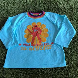 アイシッケライ(ej sikke lej)のこどまーく ベルギー製 長袖T 110(Tシャツ/カットソー)