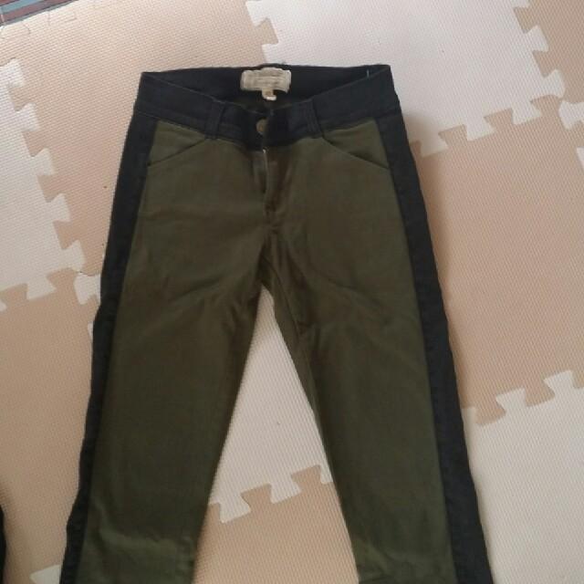 Current Elliott(カレントエリオット)のcurrent/elliott 美品原価1万円強スキニーパンツ XS レディースのパンツ(スキニーパンツ)の商品写真