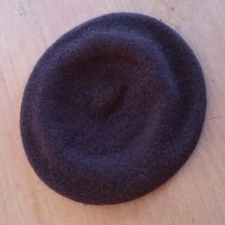 コムサイズム(COMME CA ISM)のコムサ*ベレー帽*新品(ハンチング/ベレー帽)