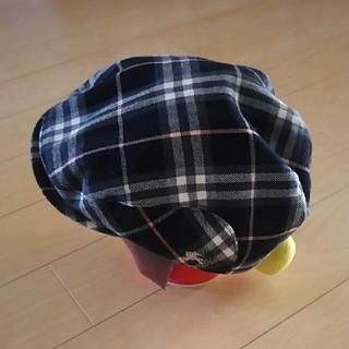 バーバリー(BURBERRY)の★12日まで値下げ!バーバリー 帽子 モナコハンチング ★(ハンチング/ベレー帽)