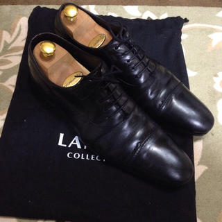 ランバンコレクション(LANVIN COLLECTION)のランバンコレクション LANVIN CR83316 革靴 26.5cm 靴袋