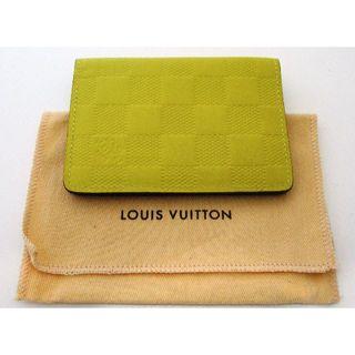 ルイヴィトン(LOUIS VUITTON)のルイヴィトンN63151【未使用品】(名刺入れ/定期入れ)