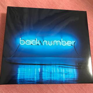 バックナンバー(BACK NUMBER)のback number アンコール 初回限定 Blu-ray付き(ポップス/ロック(邦楽))