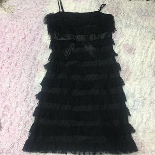 ec4e7533d68ab ベッツィジョンソン(BETSEY JOHNSON)のベッツィジョンソン ブラック ドレス(その他ドレス)
