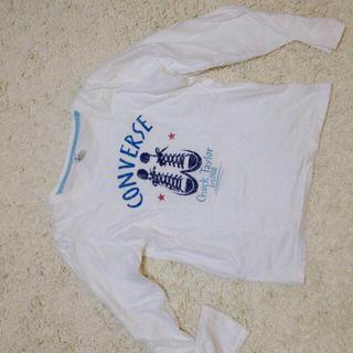 コンバース(CONVERSE)のconverse スニーカーTシャツ(Tシャツ(長袖/七分))