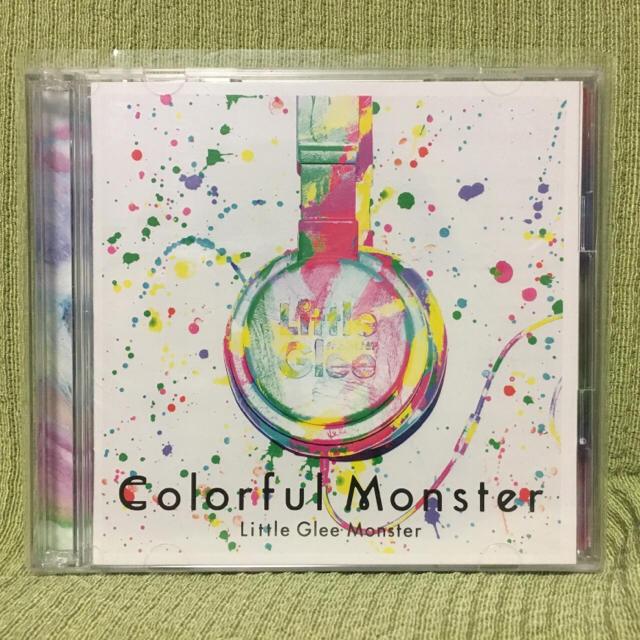 Little Glee Monster】Colorful ...