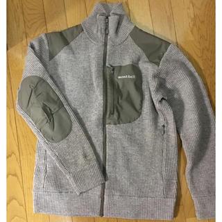 モンベル(mont bell)のミッテルレギ フルジップ セーター Men's(ニット/セーター)