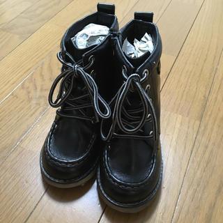 ファミリア(familiar)のブーツ familiar 18cm(ブーツ)