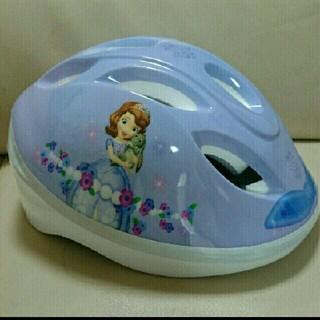 ディズニー(Disney)のソフィアヘルメット(自転車)
