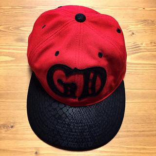 ビッグバン(BIGBANG)のG-DRAGON BSX キャップ(キャップ)