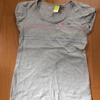 アディダス(adidas)のアディダス Tシャツ レインボーカラー 値下げ(ダンス/バレエ)