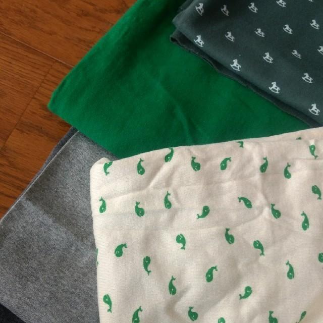 ニット生地セット 8 男の子セット ハンドメイドの素材/材料(生地/糸)の商品写真