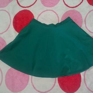 ローリーズファーム(LOWRYS FARM)のふんわりミニスカート冬物(ミニスカート)