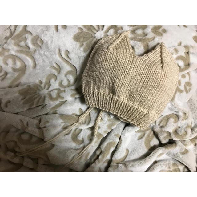 ニットビスチェ♡ベージュ系 レディースのトップス(ニット/セーター)の商品写真