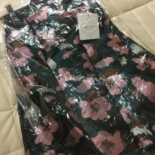 チェスティ(Chesty)の新品未使用チェスティジャガードスカート0(ひざ丈スカート)