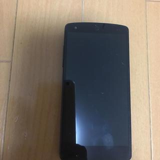 エルジーエレクトロニクス(LG Electronics)のnexusスマートフォン(タブレット)