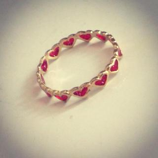 ハートの指輪(リング(指輪))