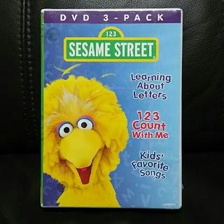 セサミストリート(SESAME STREET)の新品☆セサミ ストリート DVD リージョン1【1枚1,480円 】(キッズ/ファミリー)