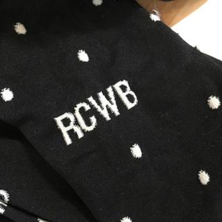 ロデオクラウンズワイドボウル(RODEO CROWNS WIDE BOWL)のRCWB♡柄タイツ(タイツ/ストッキング)