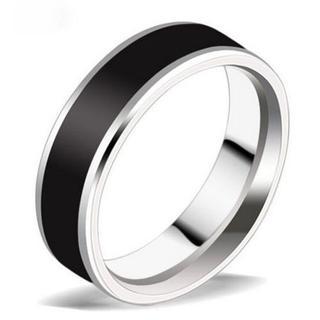 【送料無料】 メンズ ブラック リング 指輪(リング(指輪))