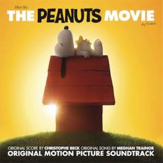 THE PEANUTS MOVIE (CD)(映画音楽)