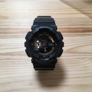 ジーショック(G-SHOCK)のG-SHOCK ブラック×ローズゴールド(腕時計(デジタル))