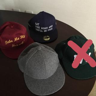 アングリッド(Ungrid)のungrid ニューエラ アリエスミラージュ キャップ帽(キャップ)