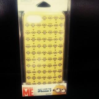 ミニオン(ミニオン)のミニオンiphone7ケース(iPhoneケース)