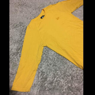 ステューシー(STUSSY)のStussy 七分袖 Tシャツ(Tシャツ/カットソー(七分/長袖))