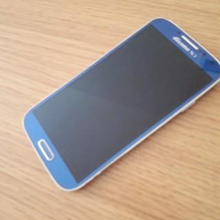 サムスン(SAMSUNG)のGALAXY S4  SC-04E 専用(スマートフォン本体)