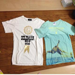 ジーディーシー(GDC)のTシャツ(Tシャツ(長袖/七分))