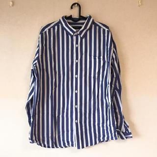 レイジブルー(RAGEBLUE)のrage blue ストライプ シャツ(シャツ)