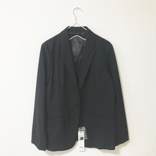 ニコアンド(niko and...)のジャケット ニコアンド nikoand... 黒 オフィス オフィスカジュアル(テーラードジャケット)