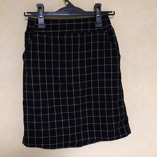 レイカズン(RayCassin)のレイカズン チェック スカート(ひざ丈スカート)
