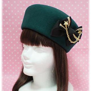 アンジェリックプリティー(Angelic Pretty)のtwinkle トーク帽(ハット)